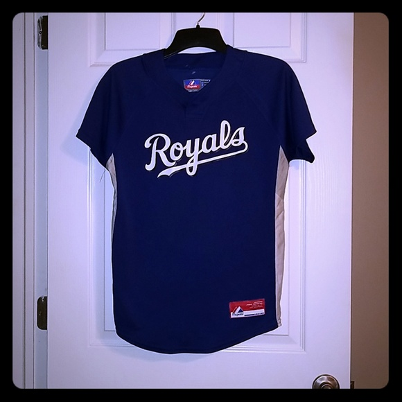 pretty nice e1d08 8862d KC Royals baseball jersey